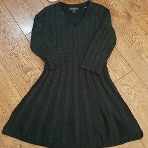 NWT Jessica Howard Sweater Dress (Sz- Petite Med)